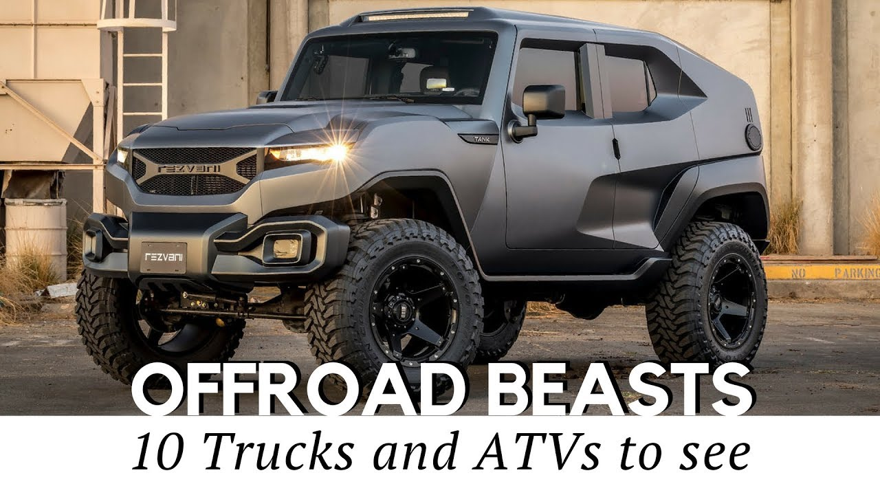 Top 10 Extreme Trucks and Vehicles for Any Off-road Adv... | Doovi