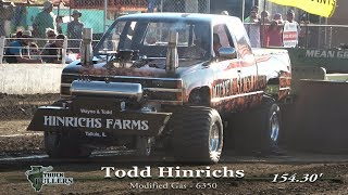 Central Illinois Truck Pullers - 2019 Menard County Fair - Petersburg, IL Truck Pulls
