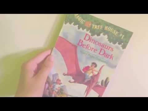 Magic Tree House #1 AudioBook - Dinosaurs Before Dark