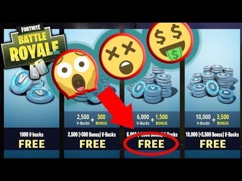 Fortnite Hack - How to Hack V Bucks in Fortnite - Free V Bucks Glitch (XBOX, PC, IOS and PS4) thumbnail