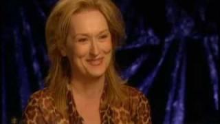 Meryl Streep - Interview for