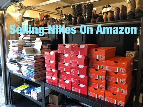 Selling Nike Shoes on Amazon