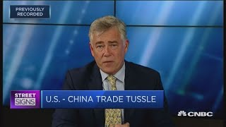The US and China are 'definitely' in a trade war: Analyst   In The News thumbnail