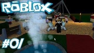 Roblox ▶ Theme Park Tycoon 2 - #01 - der Spreepark erwacht - German Deutsch