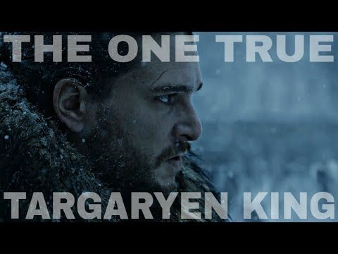 The Future of Jon Snow (Part 1) - Game of Thrones Season 8 (Feat. GrayArea)