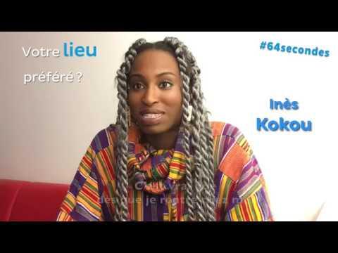 #64secondes avec Inès Kokou, chanteuse et parolière du groupe Rocky