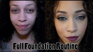 My Full Foundation Routine (FALL/WINTER 2013 EDITION) Thumbnail