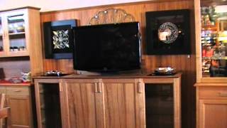 Bcc Tv Cabinet With In-built Flat Screen Tv Lift