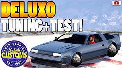 🚘🛠Das Erste Fliegende Auto DELUXO Tuning + Test!🛠🚘 [GTA 5 Online Doomsday Heist Update DLC]