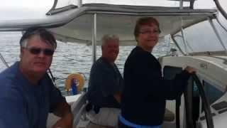 Life aboard Sailing Catamaran Zuri