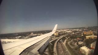 Miami Landing GOPRO [Amazing view of Miami Beach]