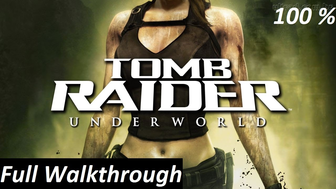 Tomb Raider Underworld Walkthrough Complete Game Hd Youtube