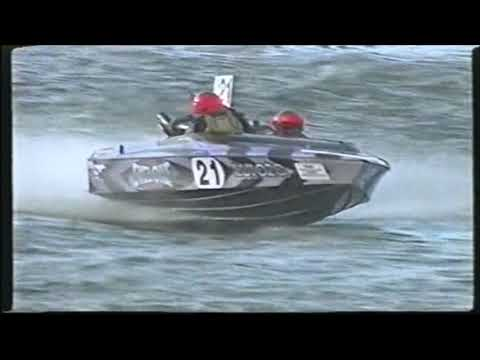 10th IWSF World Waterski Racing Championships '97 Mens