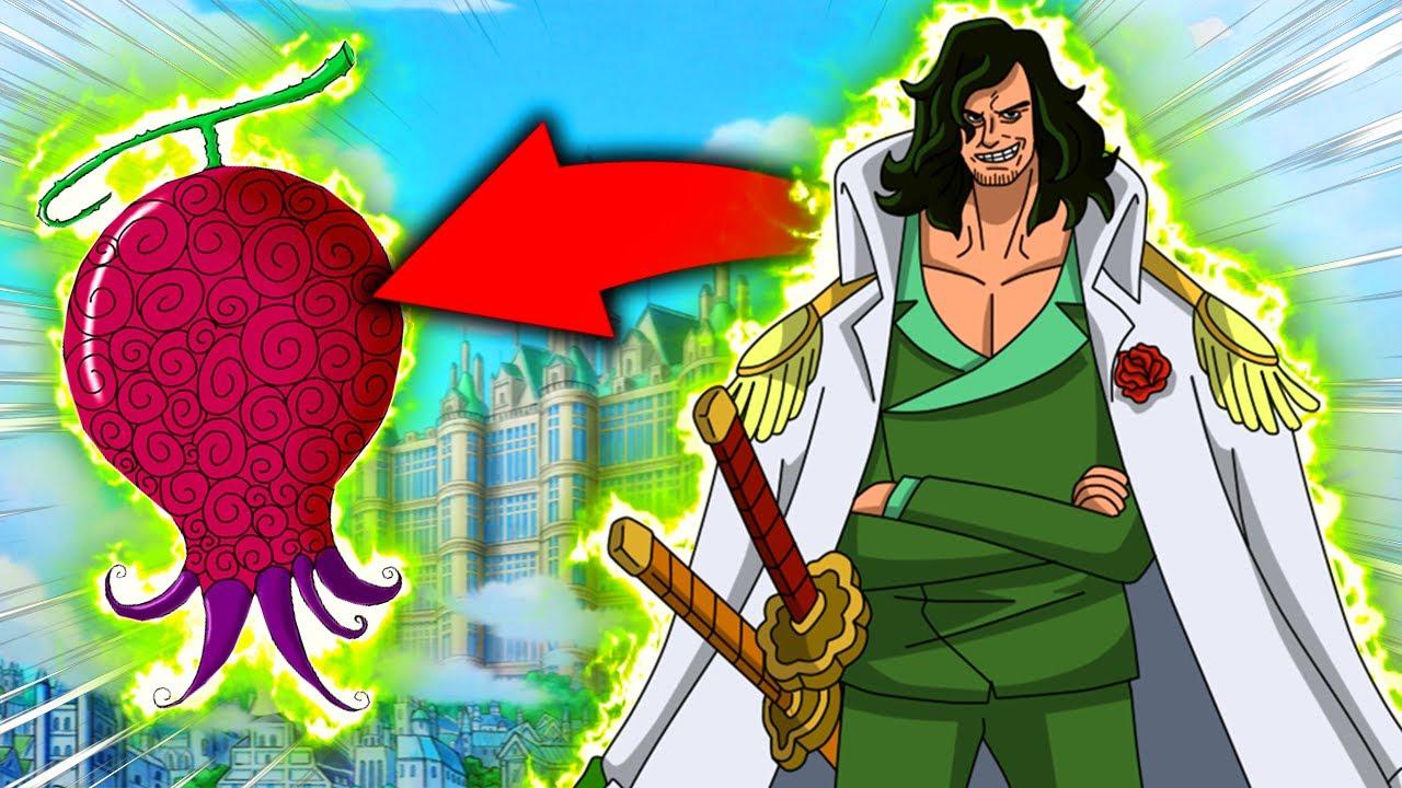Download 🔥 ADMIRAL 'GREENBULL' und seine mögliche TEUFELSFRUCHT! - One Piece Theorien
