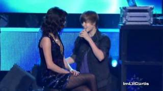 Justin Bieber And Selena Gomez One Less Lonely Girl.mp3