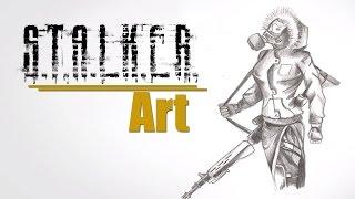 Рисуем девушку S.T.A.L.K.E.R . Спидпэйнтинг  World Of Art(Привет AnclavFL от Smailera ! Подписываемся на мою страницу в контакте http://vk.com/smailers., 2013-02-24T17:51:37.000Z)