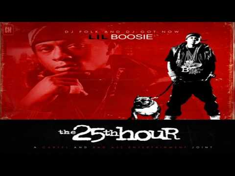 Lil Boosie - The 25th Hour [FULL MIXTAPE + DOWNLOAD LINK] [2009]