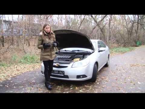 Фото к видео: Подержанные автомобили. Chevrolet Epica, 2008