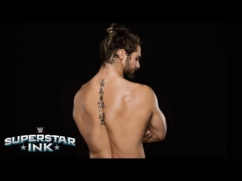 Seth Rollins Tells The Stories Behind His Tattoos: Superstar Ink