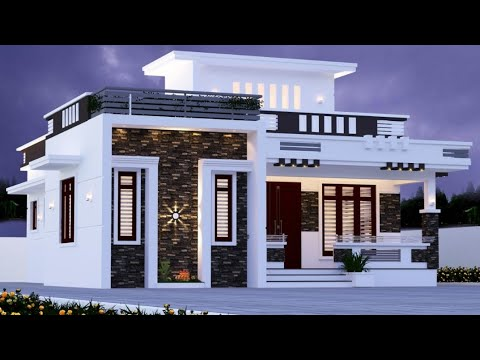 1200 Sq Ft 2 Bedroom House And Plan