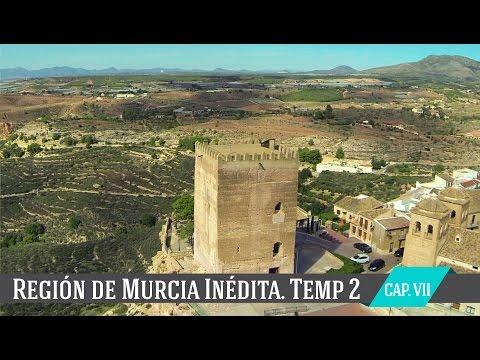 """Serie """"Región de Murcia Inédita"""". Temporada 2. Capítulo VII - El paisaje de Aledo"""