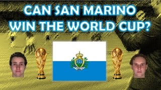 Can San Marino Win the World Cup? | Part 3 | Football Manager Experiment