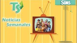 TELESIMS (Noticias) #11 | GALERÍA, ACTUALIZACIÓN, MODS, CREADORES