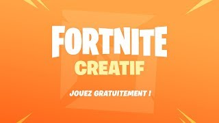 Fortnite - Free Launch of Creative Mode