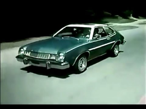 '77 Ford Pinto Commercial (1976)