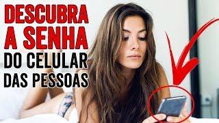 COMO DESCOBRIR A SENHA DO CELULAR DE QUALQUER PESSOA - Part. Canal do Valentim