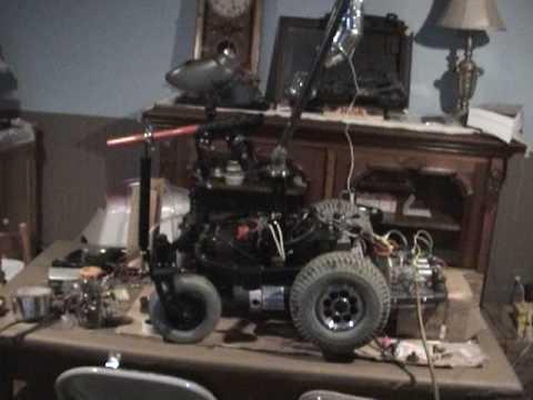 paintball machine gun turret - photo #22