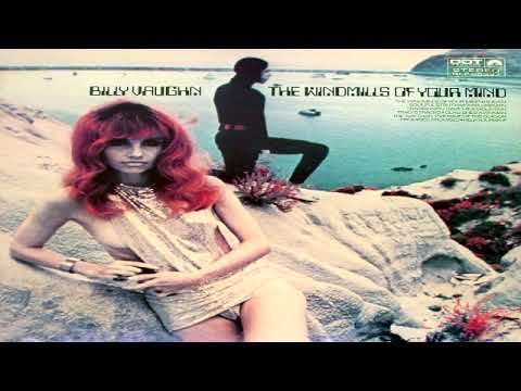 Billy Vaughn   The Windmills Of Your Mind (1969) GMB
