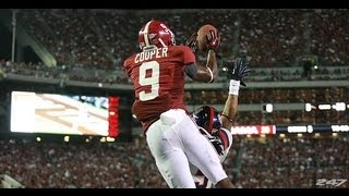Amari Cooper Freshman Alabama Highlights