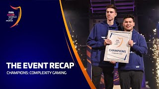 Complexity win FIFA eClub World Cup 2020 in Milan | THE RECAP