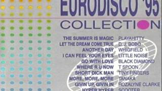 2.- PLAYAHITTY - The Summer Is Magic (EURODISCO