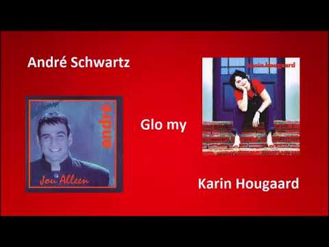 André Schwartz en Karin Hougaard - Glo my