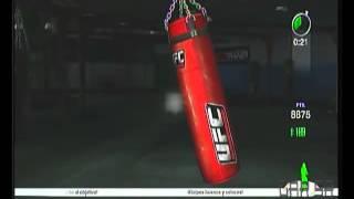 entrenando con el ufc personal trainer de kinect (gameplay español) (gar sr)