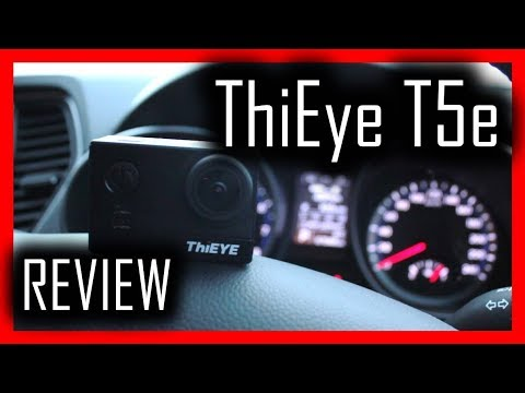 ThiEye T5e Review - 4K Action camera with Ambarella A12S75 Chip and Sony  IMX117 Sensor