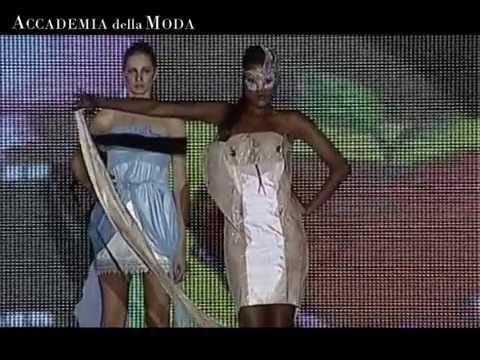 Presentazione accademia della moda napoli youtube for Accademia moda napoli