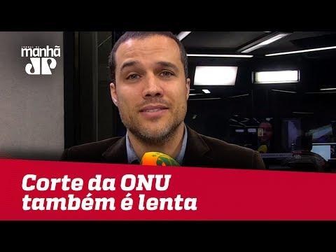 Corte Da ONU Também é Lenta Em Decisões De Caso Herzog | Felipe Moura Brasil