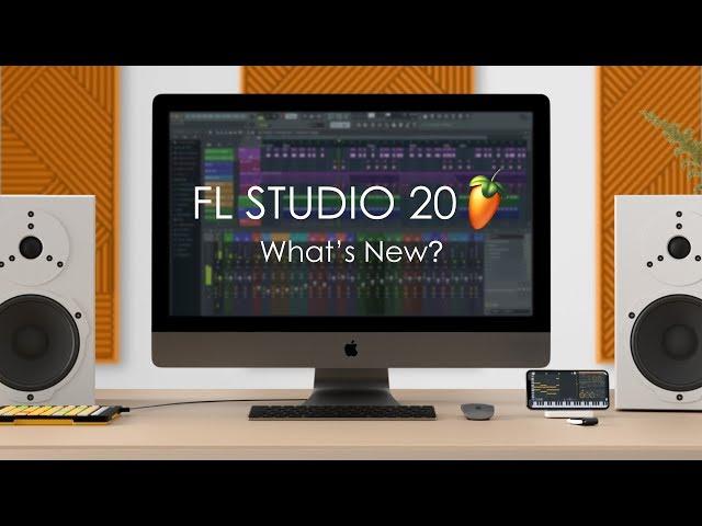 FL STUDIO 20   Whats New?