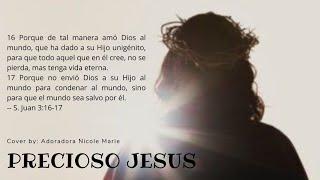 Precioso Jesús- Cover