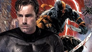The Batman - Is Deathstroke a Good Pick as the Villain for Ben Affleck's Movie? - IGN Conversation