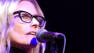 Aimee Mann - Goose Snow Cone - London Palladium - 26.10.17