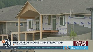 Gov. Inslee expected to lift restrictions on residential construction in Washington