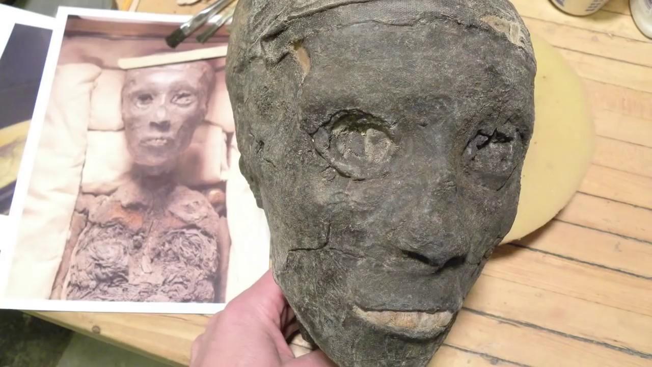 King Tut Mummy Unwrapped | www.imgkid.com - The Image Kid ...