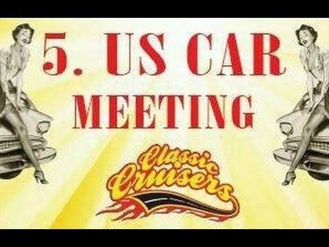 US Car Meeting 2014   Airbase Giebelstadt   Würzburg