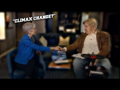 Sacha Baron Cohen As Billy Wayne Ruddick | Is Climate Change Real With Jill Stein | Who Is America?