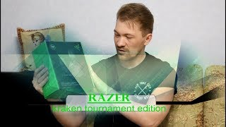#razer #kraken #tournament #edition // ОБЗОР НАУШНИКОВ RAZER