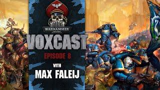VoxCast – Episode 8: Max Faleij